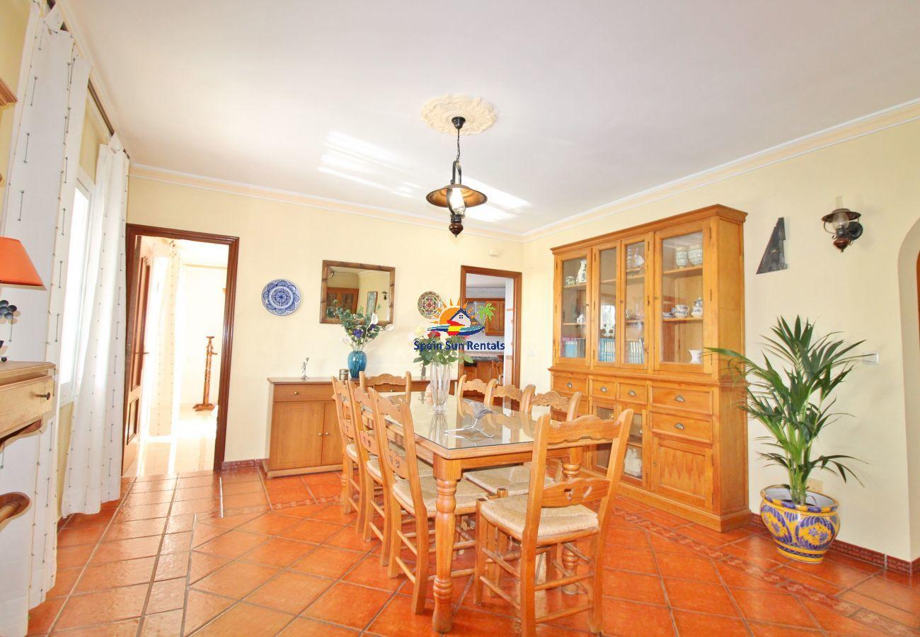 Villa in Nerja - 1022 Villa Jorge (Winter)