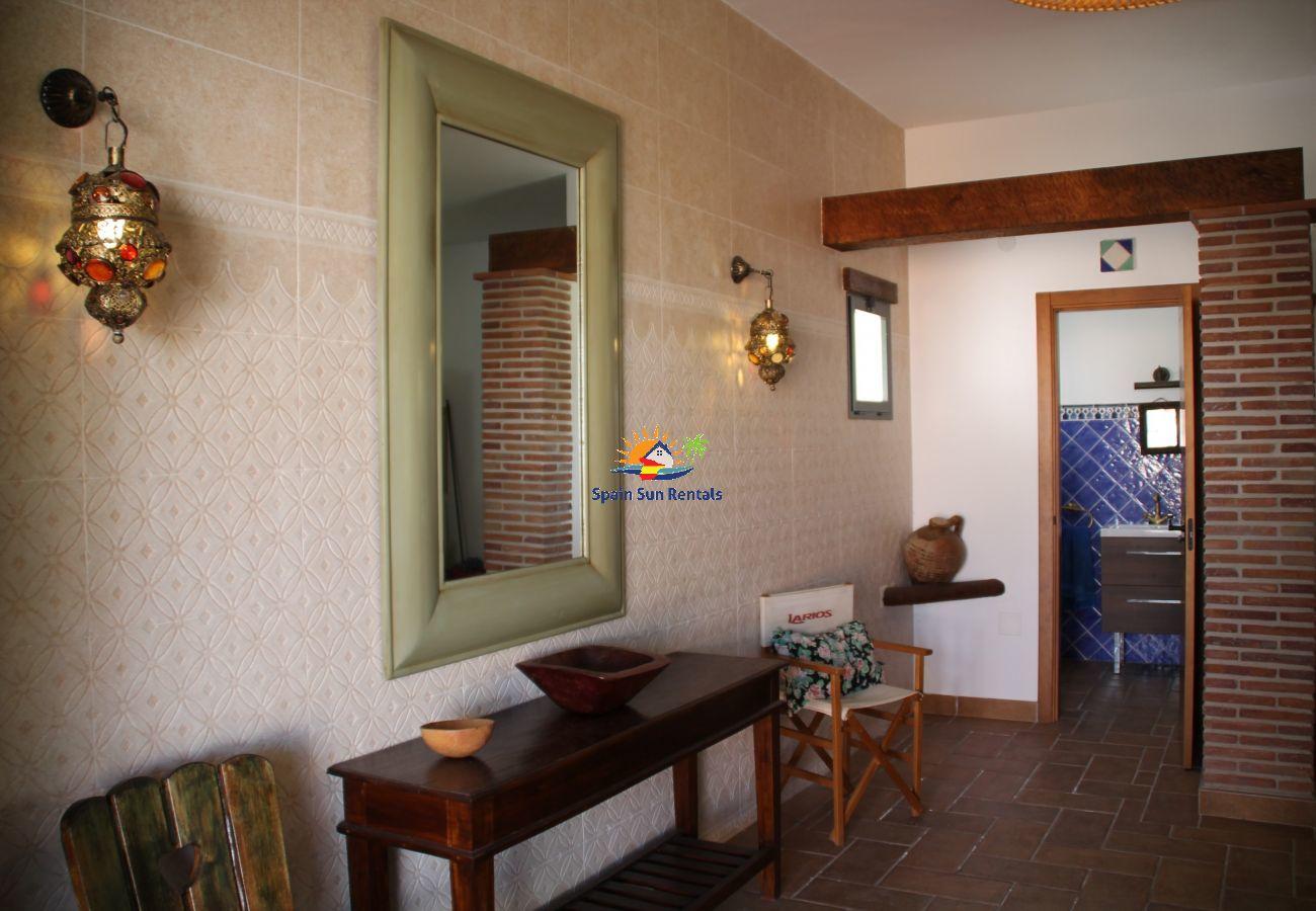 Villa in Nerja - 1035 Villa El Crucero (Winter)