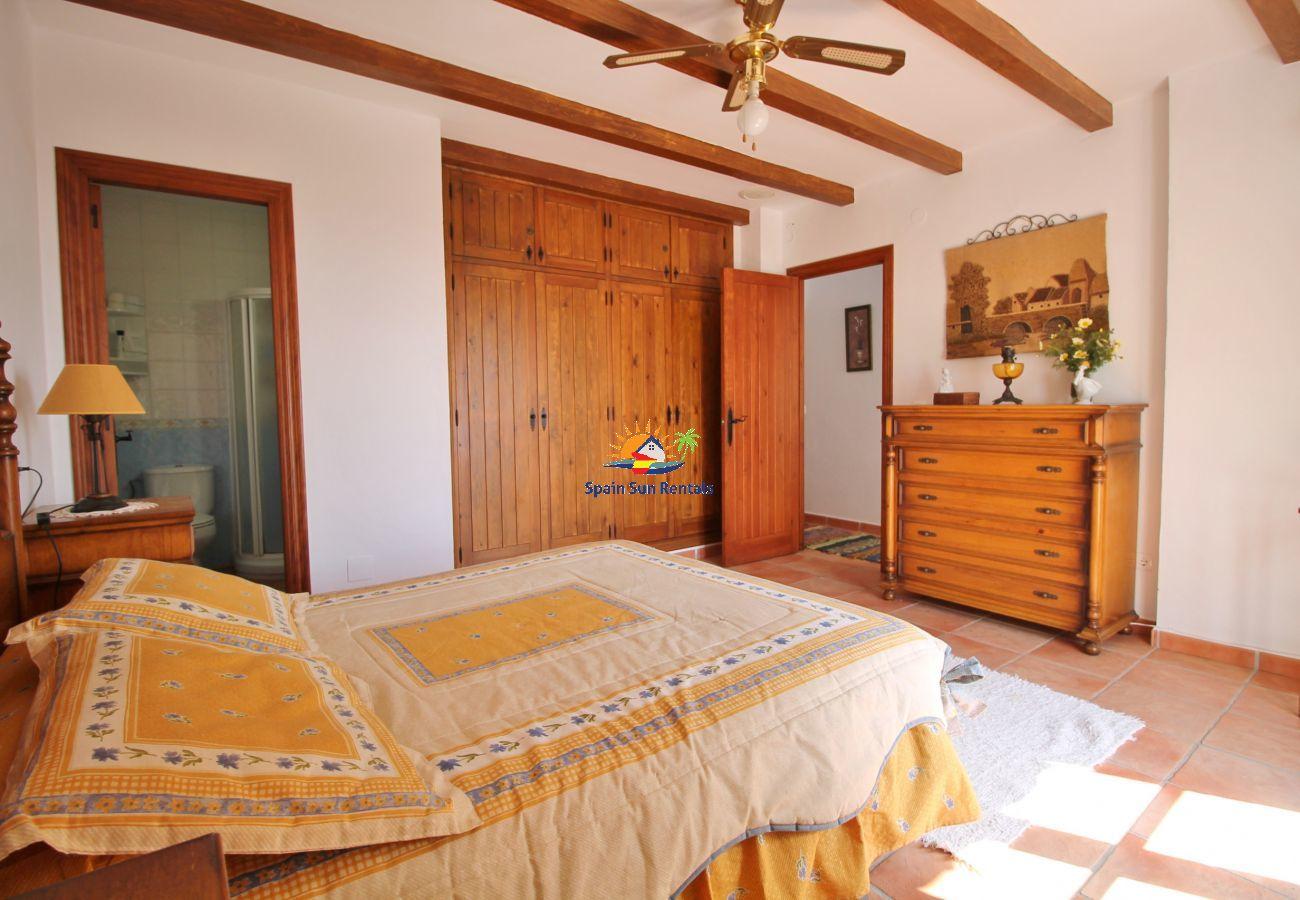 Villa in Frigiliana - 1055 Villa Cerrillo (Winter)