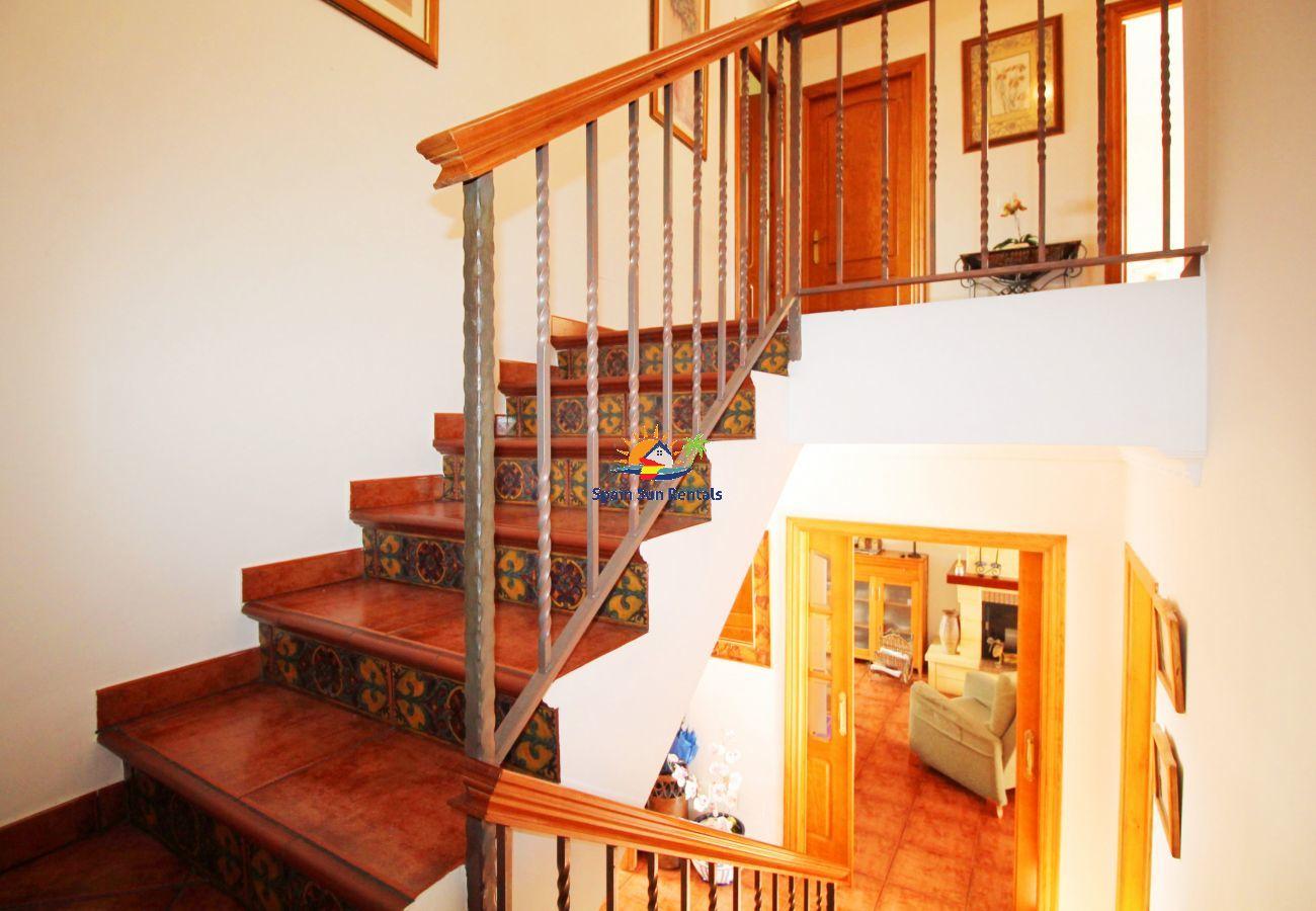 Villa in Nerja - 1072 Villa Palomas (Winter)