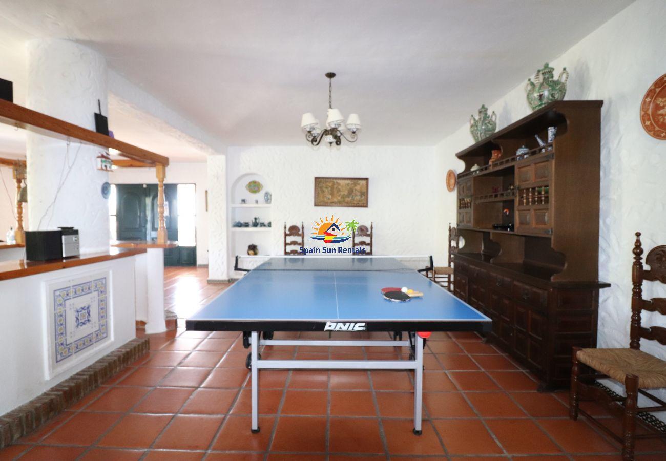Villa in Frigiliana - 1124 Villa Lucien
