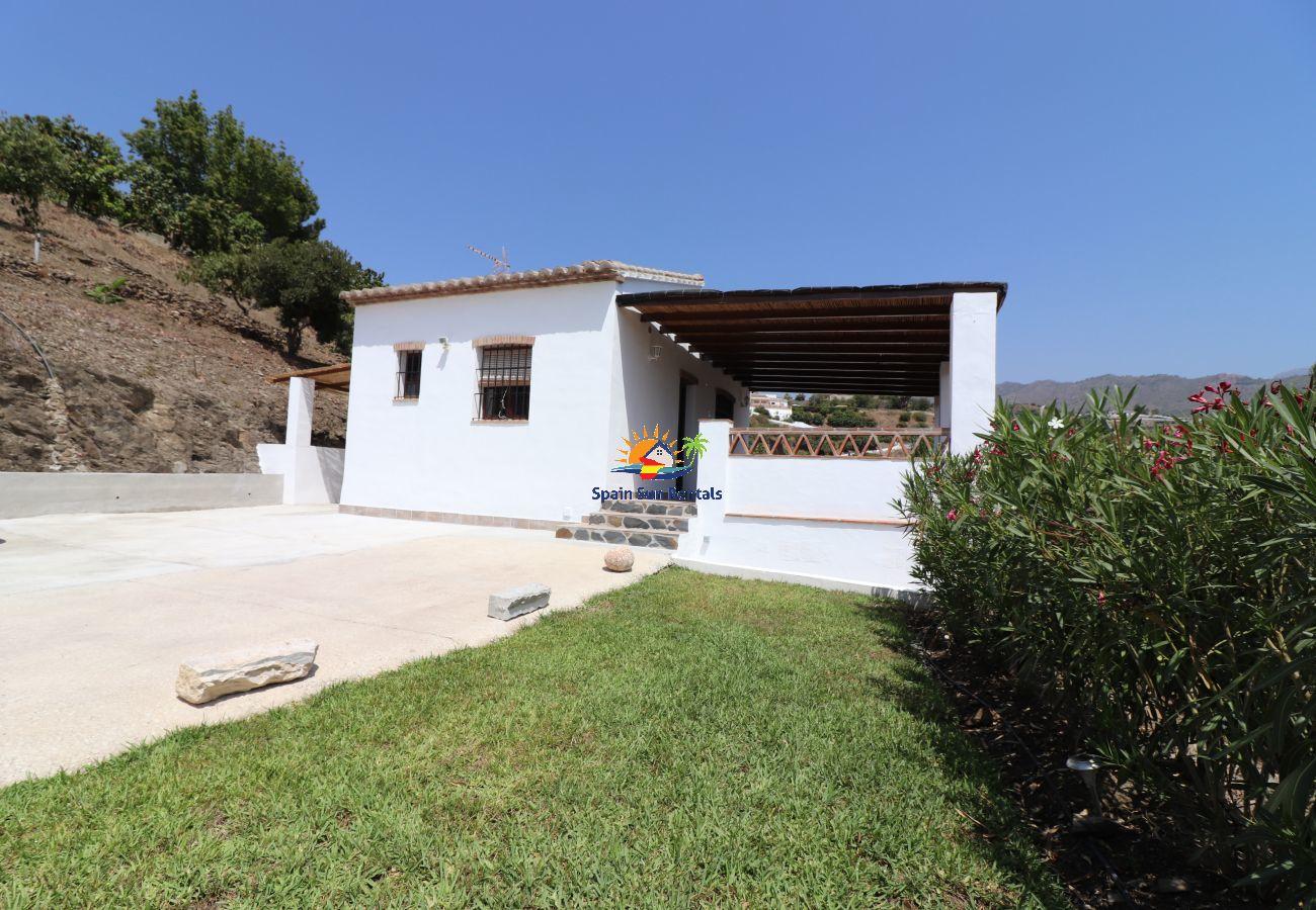 Villa in Frigiliana - 1126 Villa Algar