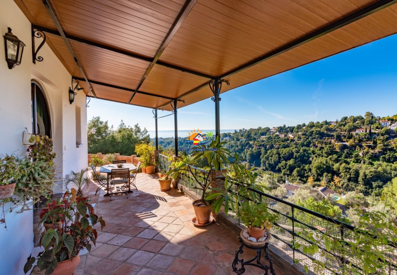 Villa in Frigiliana - 1134 Villa la Reserva