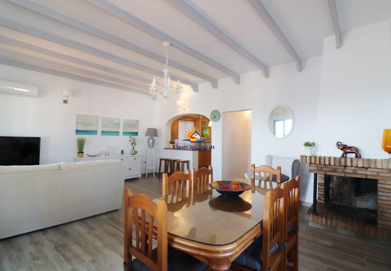 Villa in Nerja - 1125 Villa Miguel