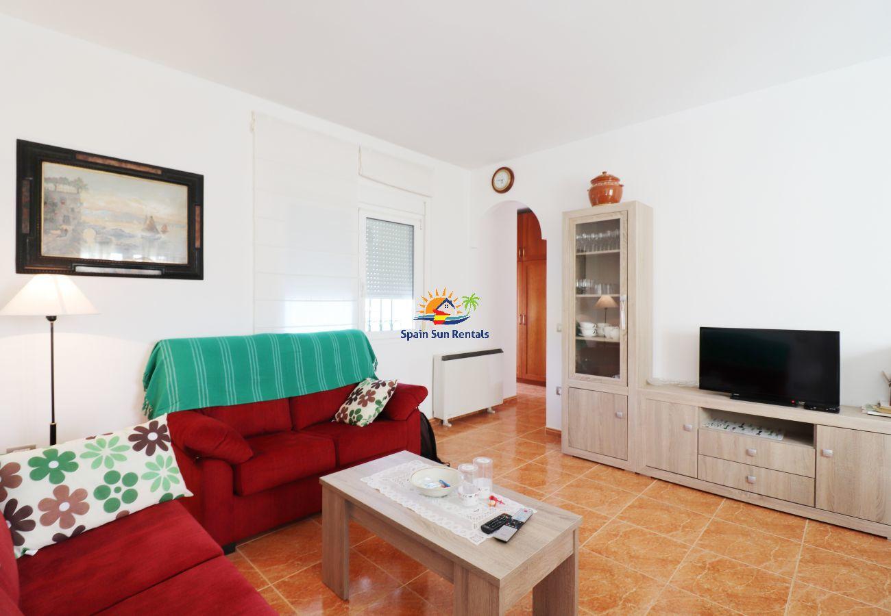 Apartment in Frigiliana - 1121 Apartment Esmeralda-Meneguina