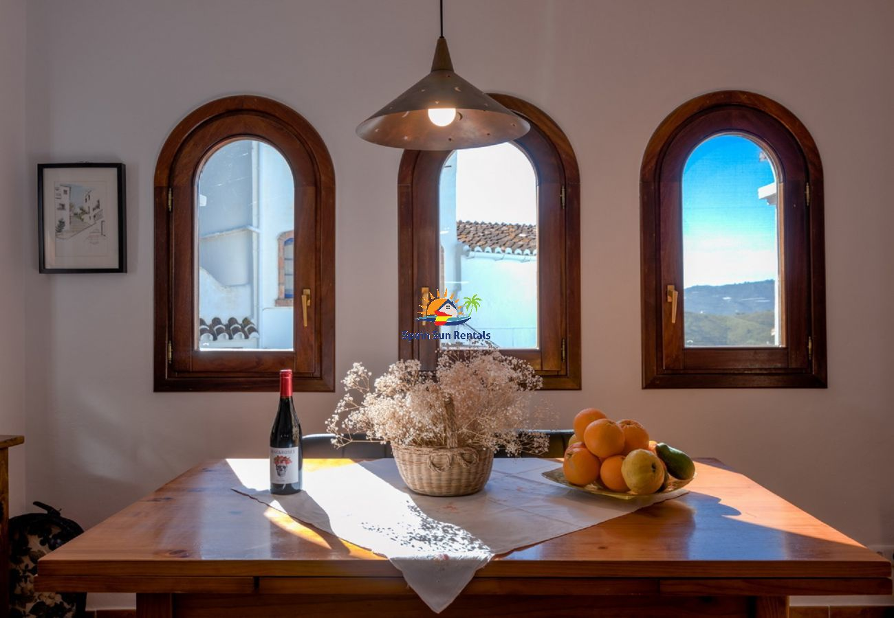 House in Frigiliana - 1131 Casa Almona