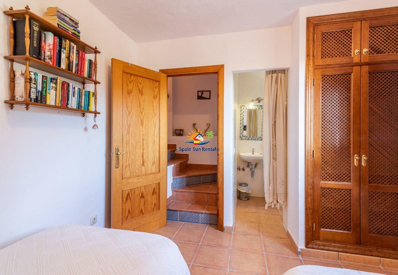 Villa in Frigiliana - 1133 Villa Dachita
