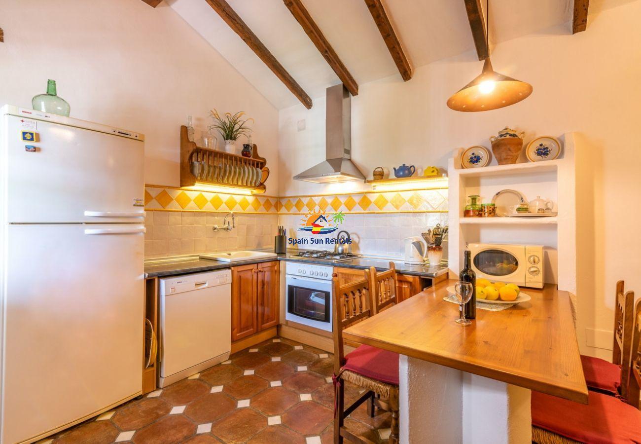 Villa in Frigiliana - 1135 Villa el Torin