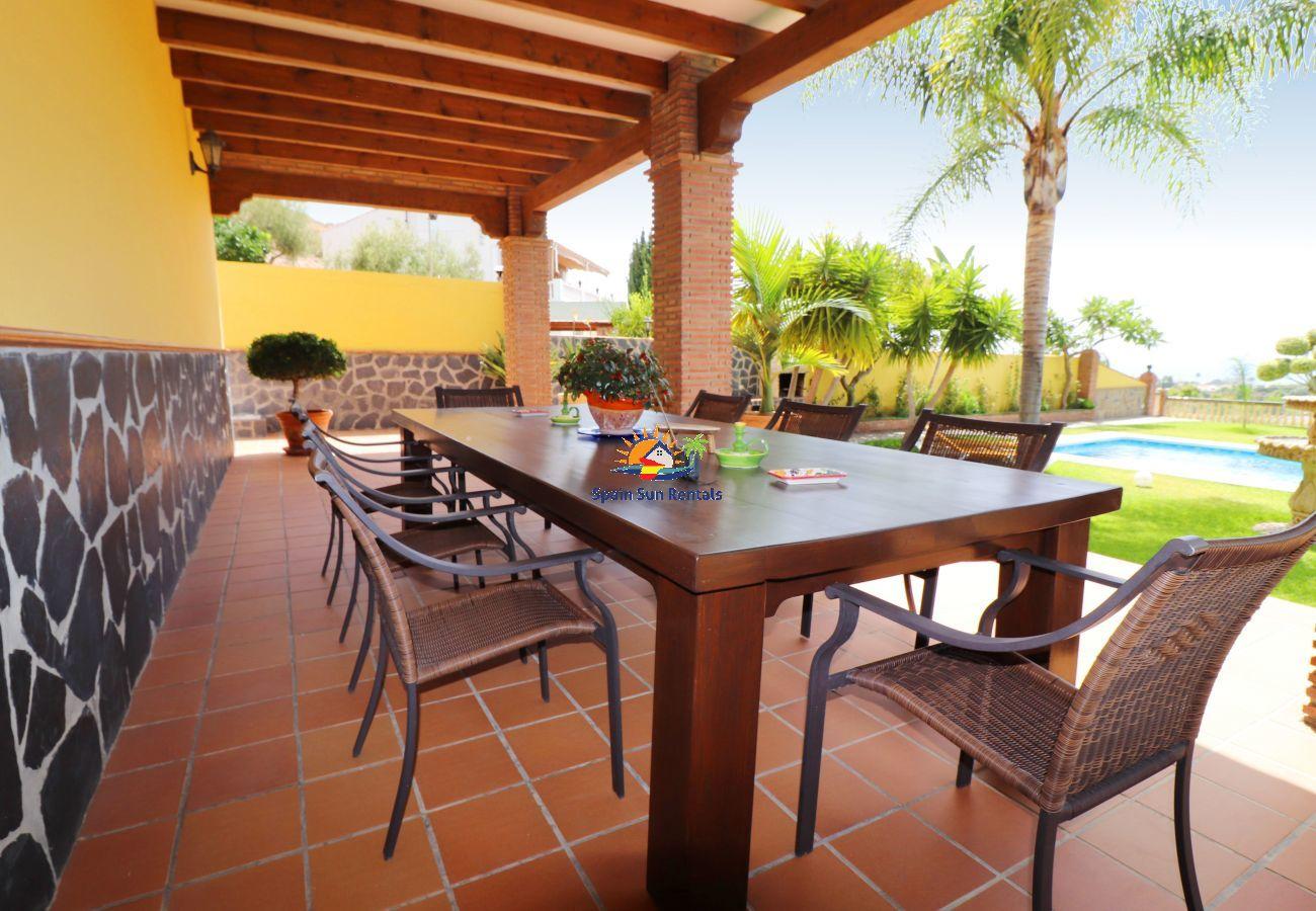 Villa in Frigiliana - 1128 Villa AndreaSol