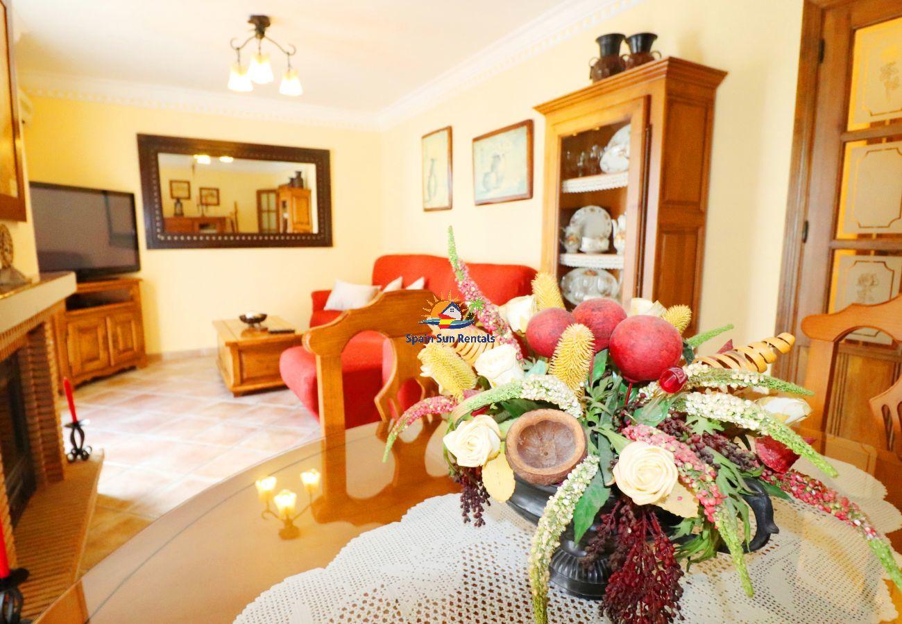 House in Nerja - 1165 Casa Sandra