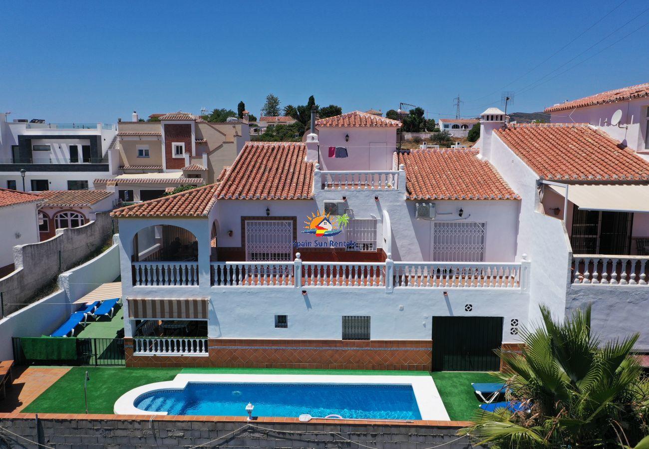 Villa in Nerja - 1001 Villa Ana