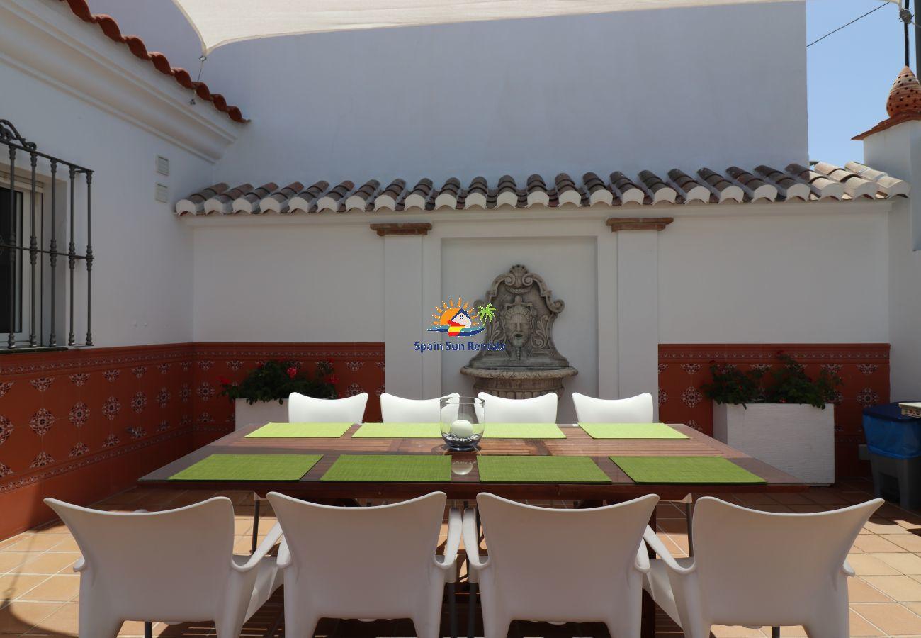 Villa in Frigiliana - 1170 Villa Rosemary