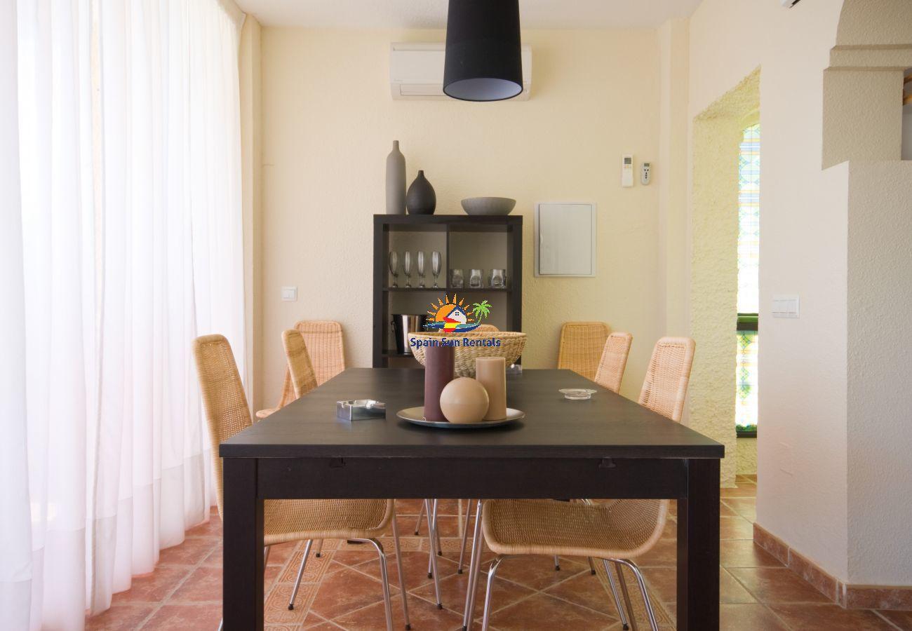 Villa in Nerja - 1173 Villa Terrazas