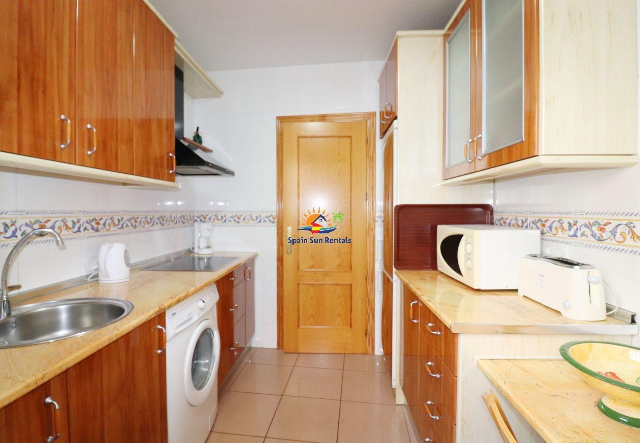Apartment in Nerja - 1188 Apartment Burrianabeach D