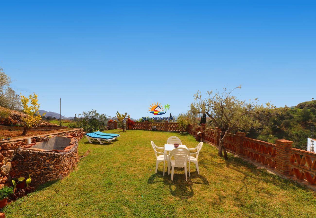 Villa in Frigiliana - 1136 Villa Leo