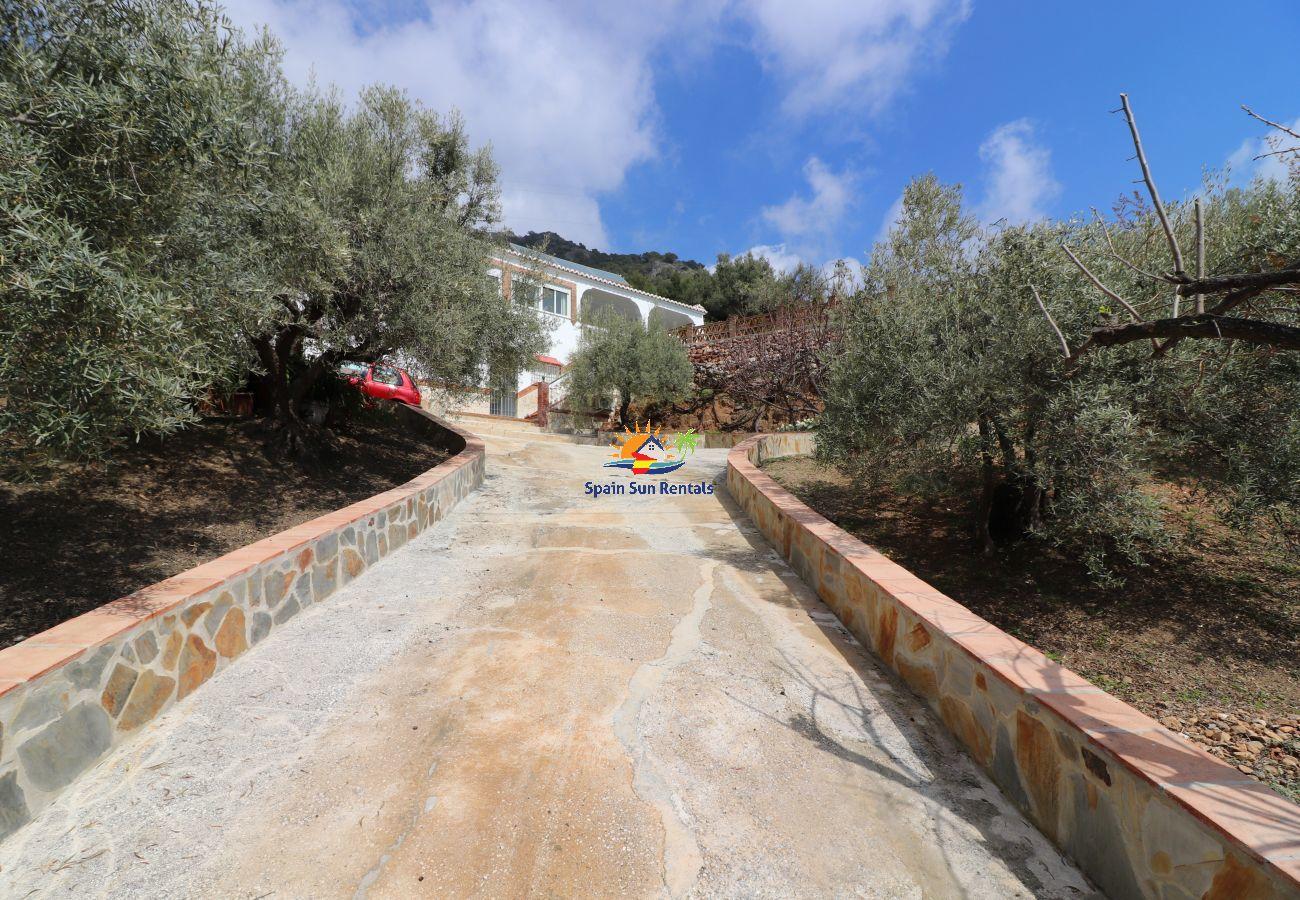 Villa in Frigiliana - 1064 Villa Leo