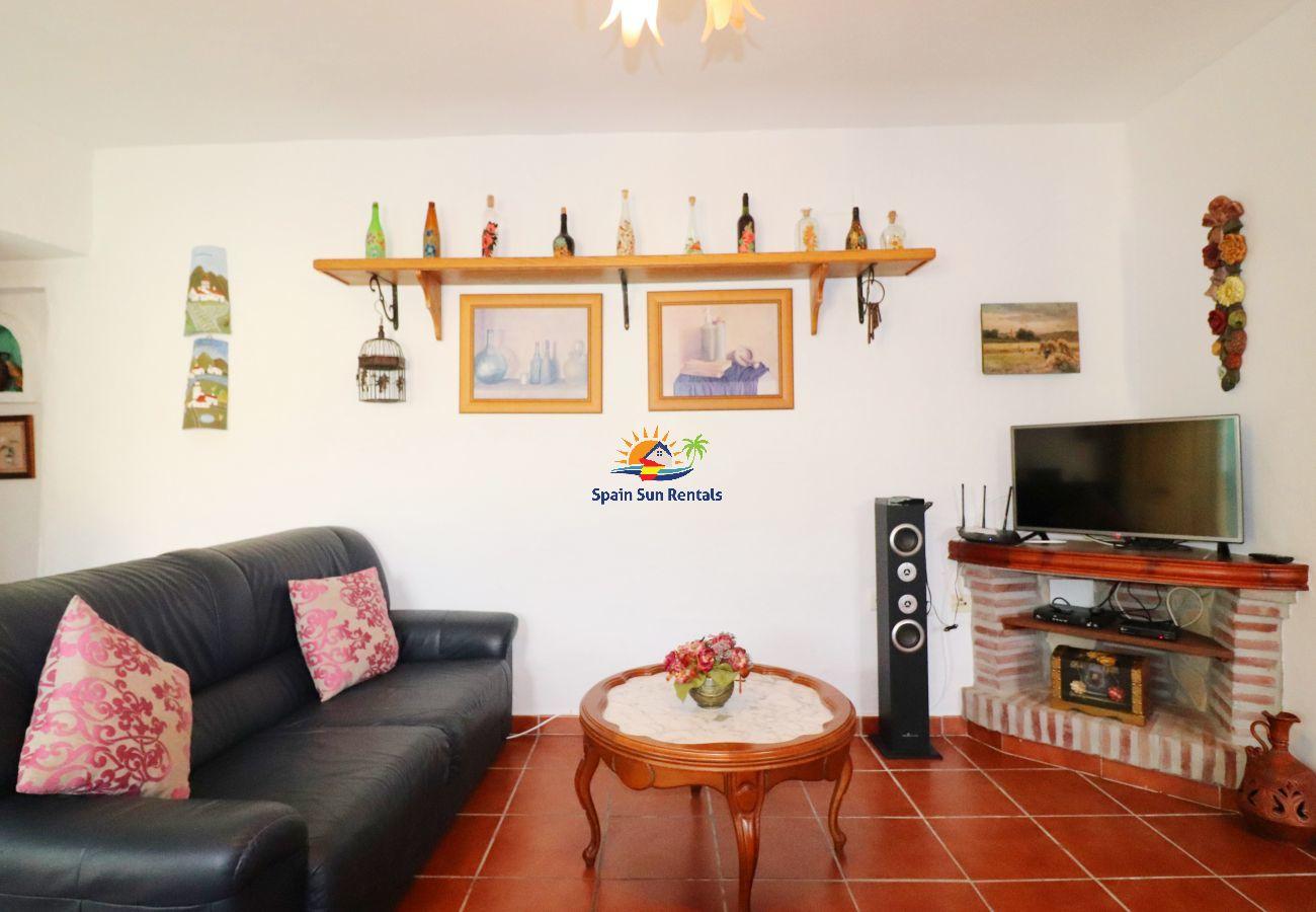 Villa in Frigiliana - 1138 Villa Damara