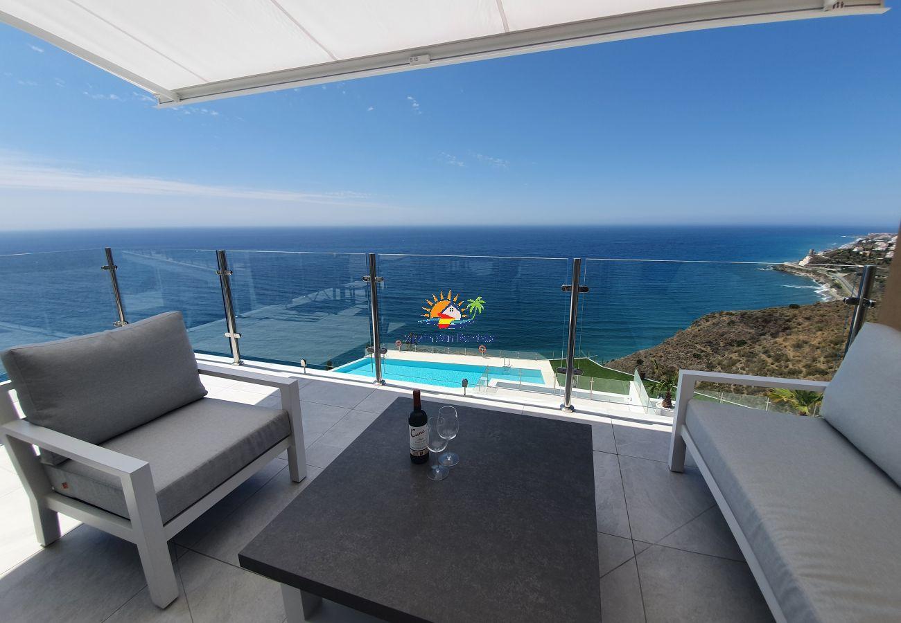 Apartment in Torrox - 1199 Apartment Balcon del Mediterraneo